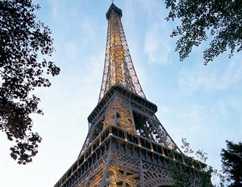 Evening Tour in Paris & Cruise