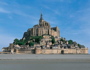 Tour dell'Abbazia di Mont-Saint-Michel