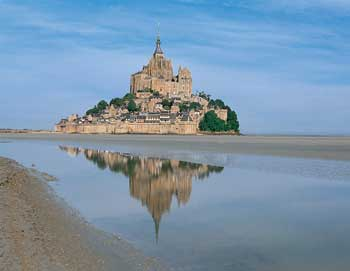 Bus Tour to Mont-Saint-Michel