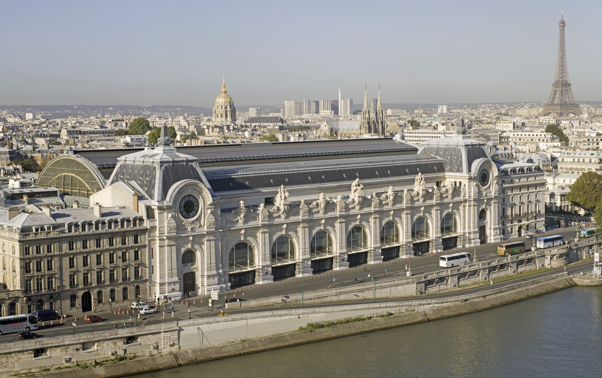 Begeleide tour door het Orsay Museum.