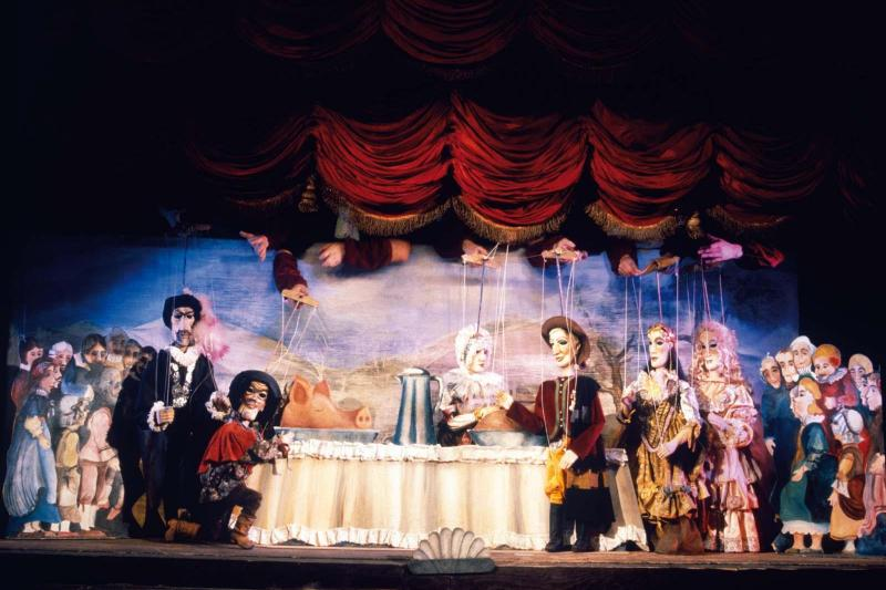 Don Giovanni – Marionette Theatre