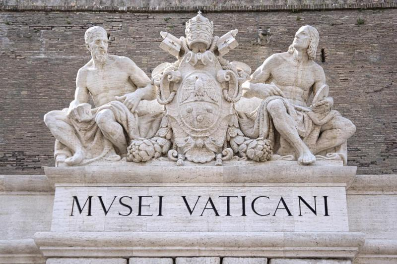 Vatican Museums Group Tour - French Guide