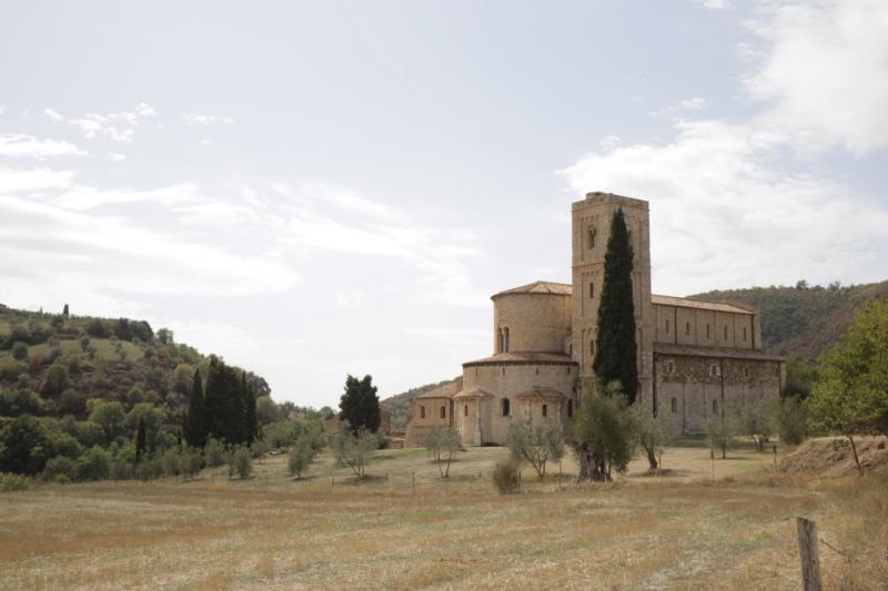 O melhor da Toscana com degustação de vinhos