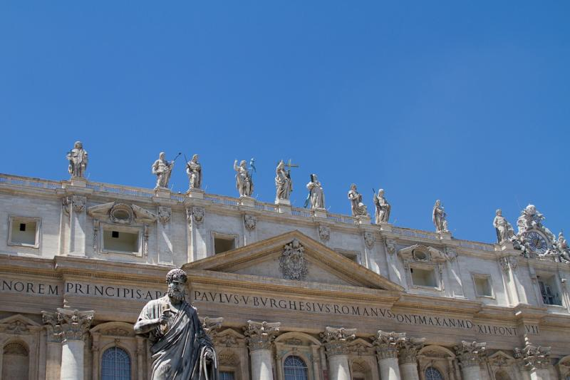 Musei Vaticani: Tour guidato in Italiano