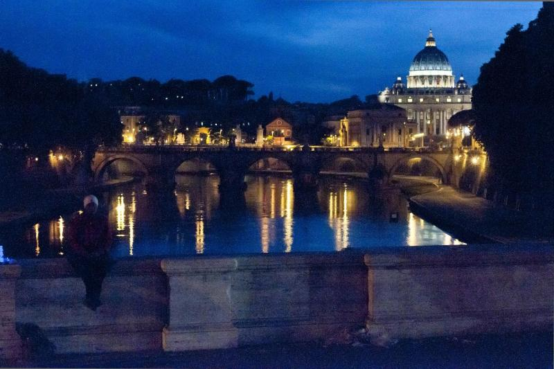 Vatican & Sistine Chapel: Friday night guided tour