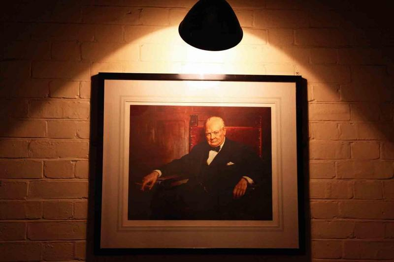Churchill´s War Rooms
