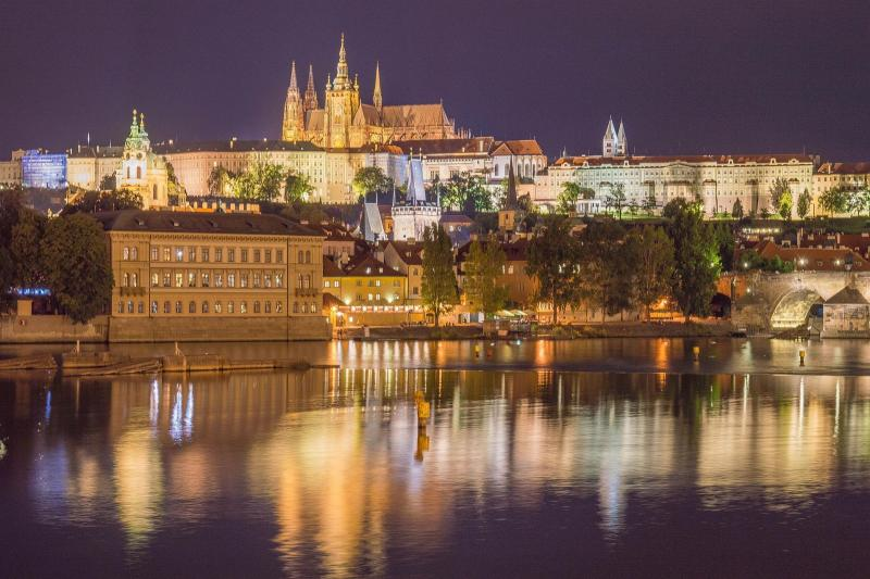 Prague Nocturne