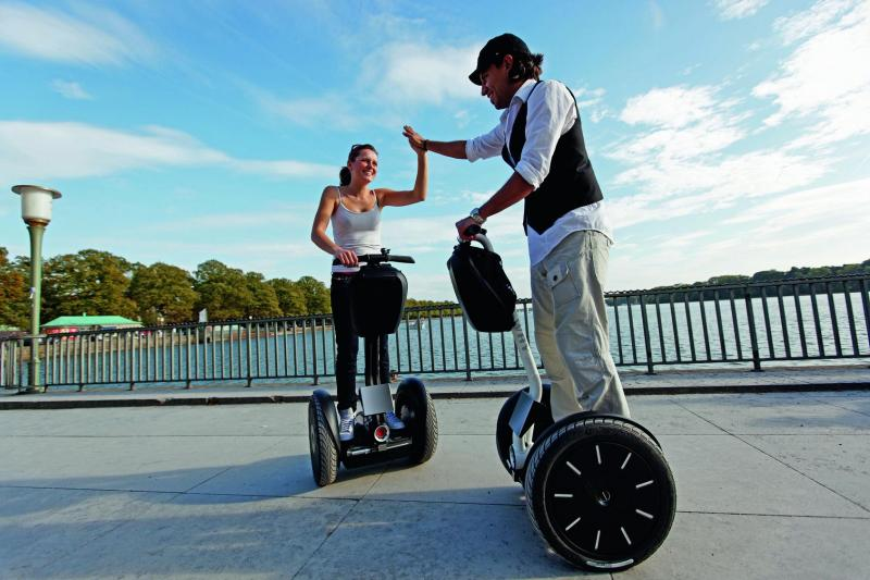 Tour di Praga in Segway