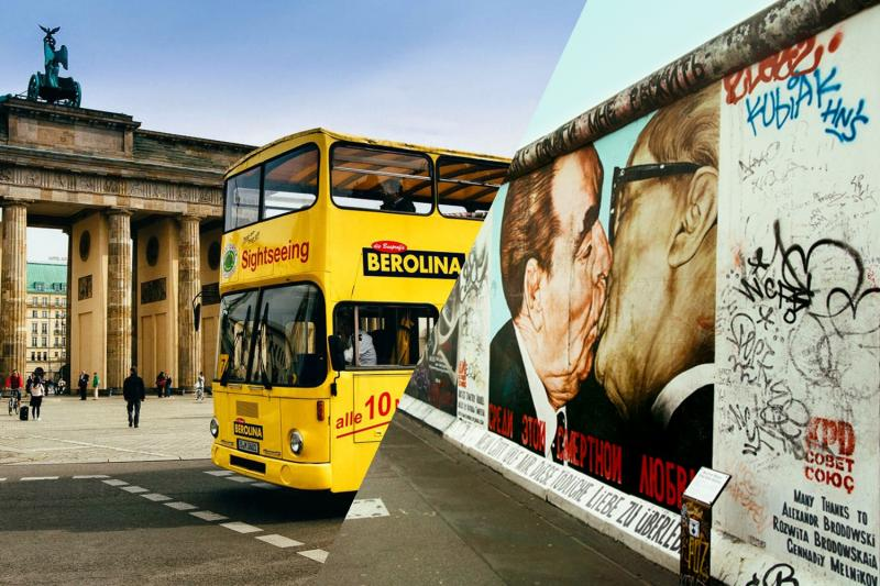 Hop-On Hop-Off Berlin: 3 dias (BigTic)