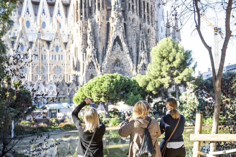 Tour guidato alla Sagrada Familia!