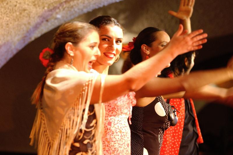 Flamenco Show im Tablao Cordobes