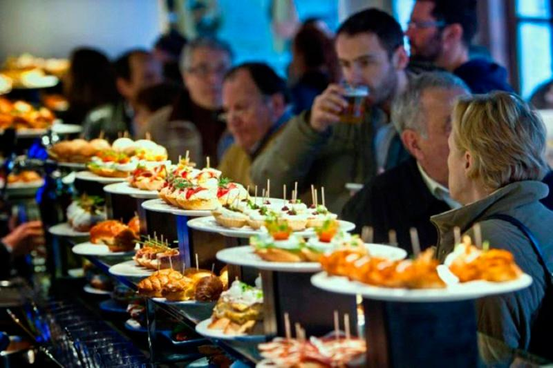 Tour de Tapas Madrid