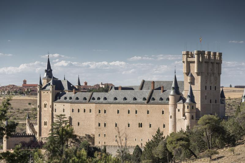 Segovia & The Medieval town of Pedraza