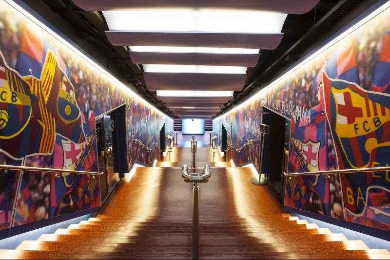 Camp Nou & Museum: Guided Tour