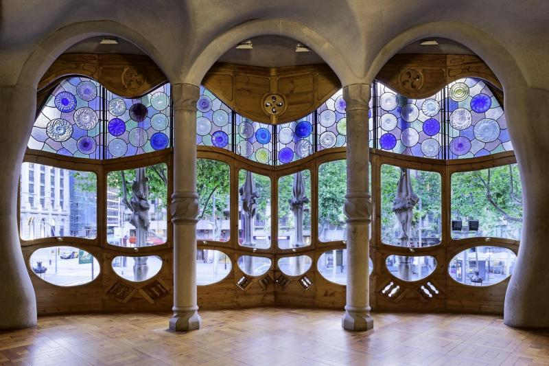 Les maisons de Gaudi : Casa Batlló & Casa Milà - Billets coupe-files