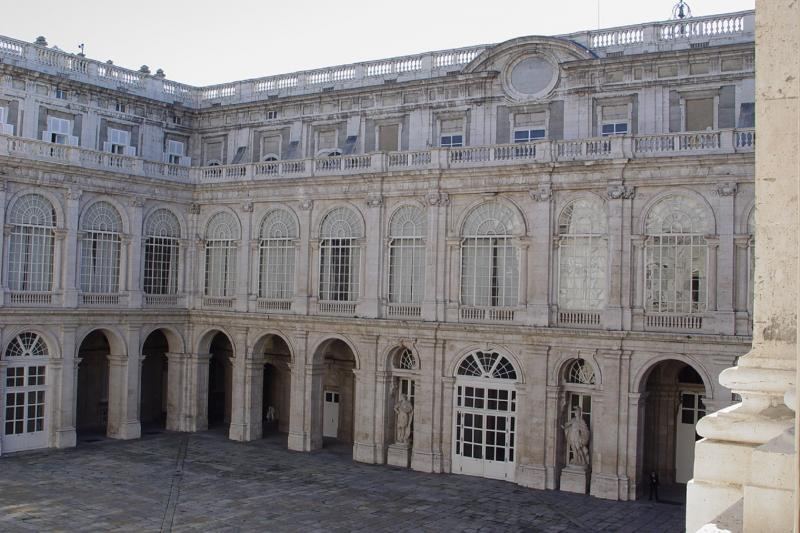 A Royal Tour: The Royal Palaces in Madrid