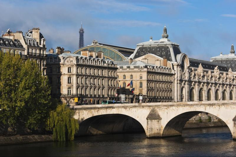 Tickets to Musée d'Orsay med audioguide