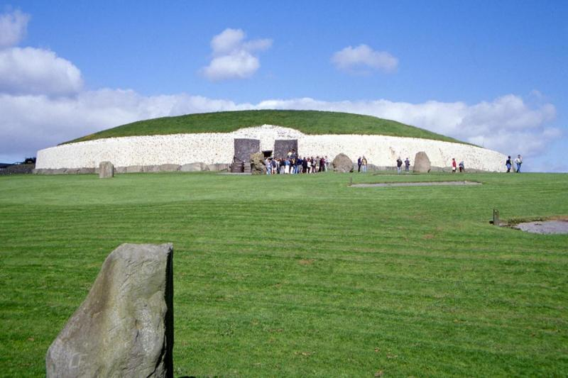 Tur til Newgrange & Hill of Tara