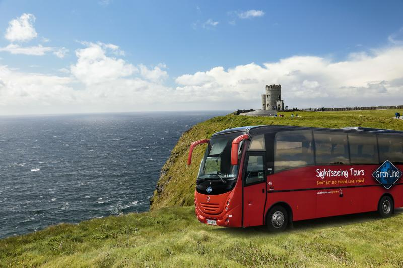Excursion aux Falaises de Moher