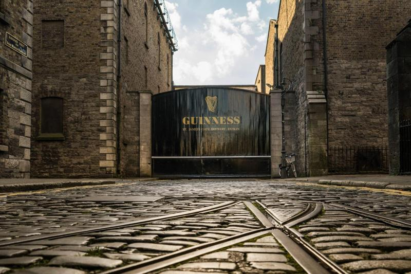 Guinness & Hop-On Hop-Off