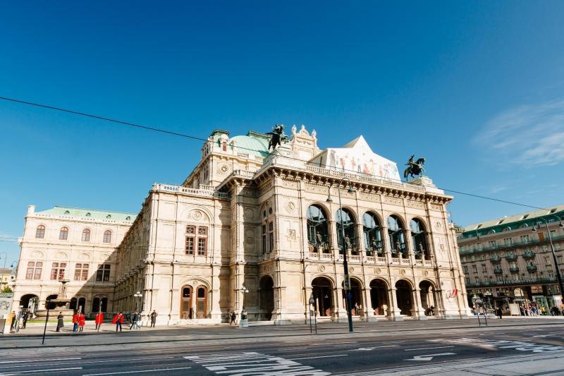Wien Sightseeing och Schönbrunn