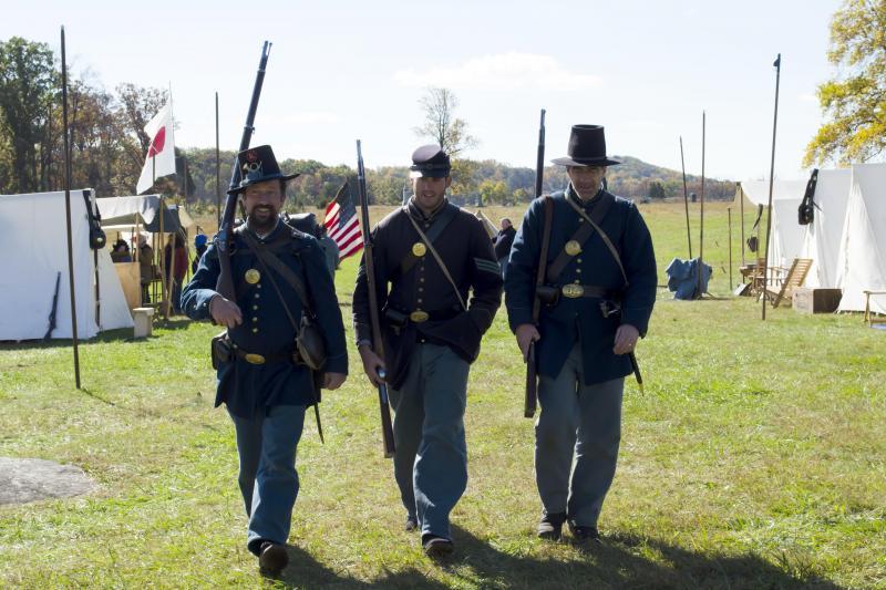 Tur till Gettysburg