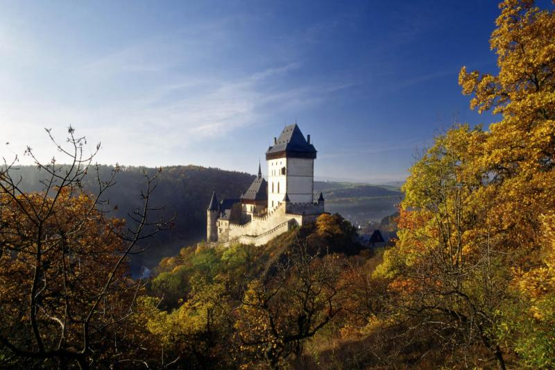 Tickets to Le château-fort de Karlštejn
