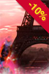 Eiffeltoren Diner, Rondvaart & Moulin Rouge