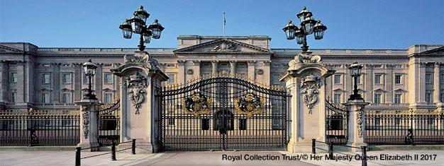 buckingham palace ticmate