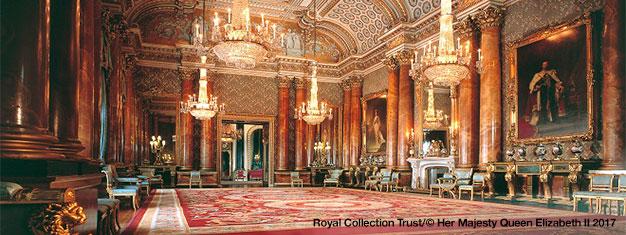 Buckingham palace interior simple partner tl buckingham - Buckingham palace interno ...