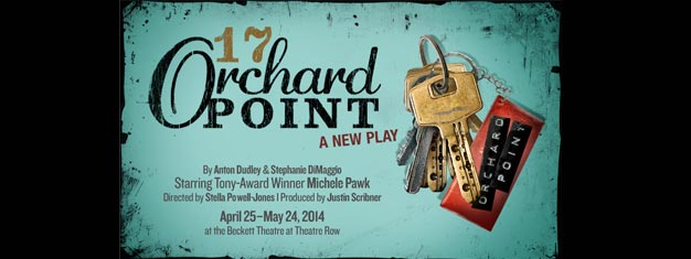17 Orchard Point in New York is a dark and funny comedy about generations. Book your tickets for the comedy 17 Orchard Point in New York here!