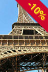 Eiffel Tower w. skip the line & cruise