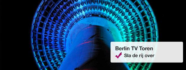 Tickets to Fast View tickets Berlijnse Fernsehturm