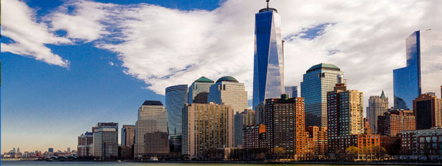 Visit all of NYC's most iconic landmarks in one day! 9/11 Memorial, Statue of Liberty, Chelsea Market, the High Line, Empire State Building & more. Book here!