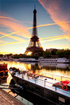 Eiffel Tower: Guided tour with summit & cruise