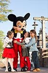 Tickets to Disneyland Paris - 1 Day (Normal season days)