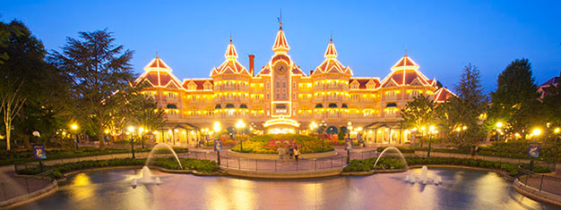 Skip the line to Disneyland Paris! Spend a fun and magical day exploring the five incredible lands the park is divided into. Buy your entrance tickets online!
