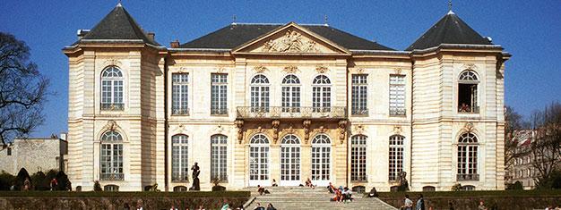 Slipp køen til Rodin-museet & nyt mesterverkene av Rodin, Monet, Van Gogh, Renoir & mange fler. Bestill billetter hjemmefra og unngå køene.