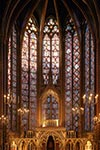 Sainte-Chapelle: sla de wachtrij over