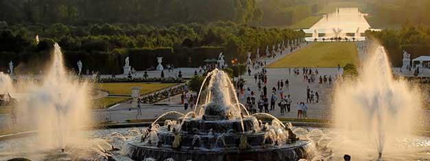 Udforsk Versailles i dit eget tempo med en audioguide til at berige dit besøg med fakta. Køb dine indgangsbilletter her og spring de lange køer over!