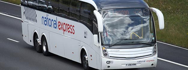 Bus National Express Gatwick