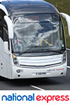 Bus National Express al Aeropuerto de Gatwick