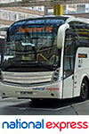 Stansted National Express Coach