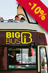 Visite de Londres en bus hop-on hop-off (Big Bus)