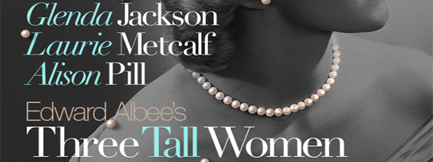 Two-time Academy Award® winner Glenda Jackson makes her long-awaited return to Broadway in Three Tall Women. Book your tickets here!