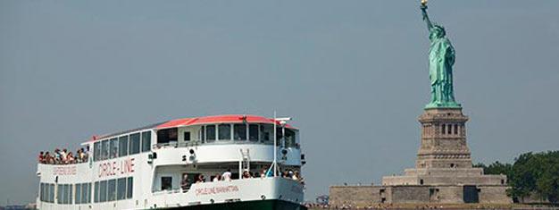 Koupit vstupenky na Manhattan plavby. 3 hodin v New Yorku lodí s Manhattan plavby. Kupte si vstupenky zde!