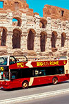 Big Bus Tours Hop on Hop off Rome