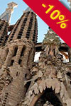 Tickets to Guided tour to Sagrada Familia