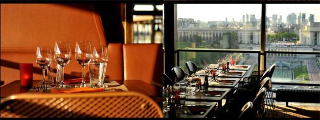 Nyd en middag p restaurant 58 i eiffelt rnet billetter k bes her - 58 tour eiffel restaurant ...