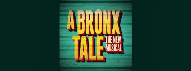 """Skaffa dina biljetter till A Bronx Tale i New York! En musikal som har blivit benämnd som """"en berättelse som får dig att både skratta och gråta""""."""
